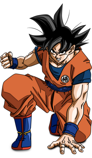 mohssgame-goku-introduction-presentation-manga