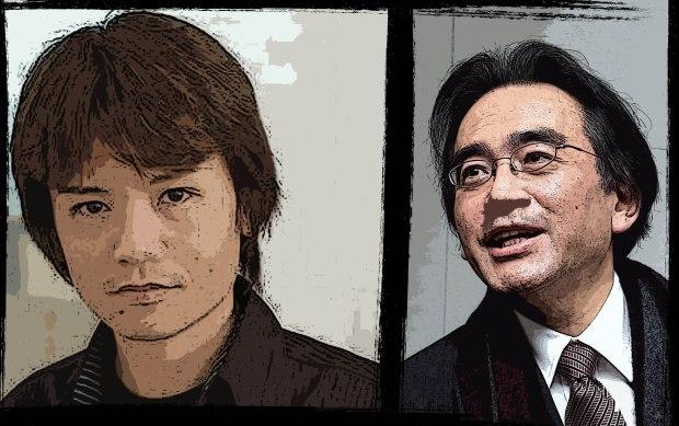 sakuraimasahiro-satoruiwata-mohssgame-supersmashbros-nintendo
