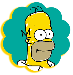 Homer-Simpson-Mohssgame-matt-groening-blog-article-post-comics