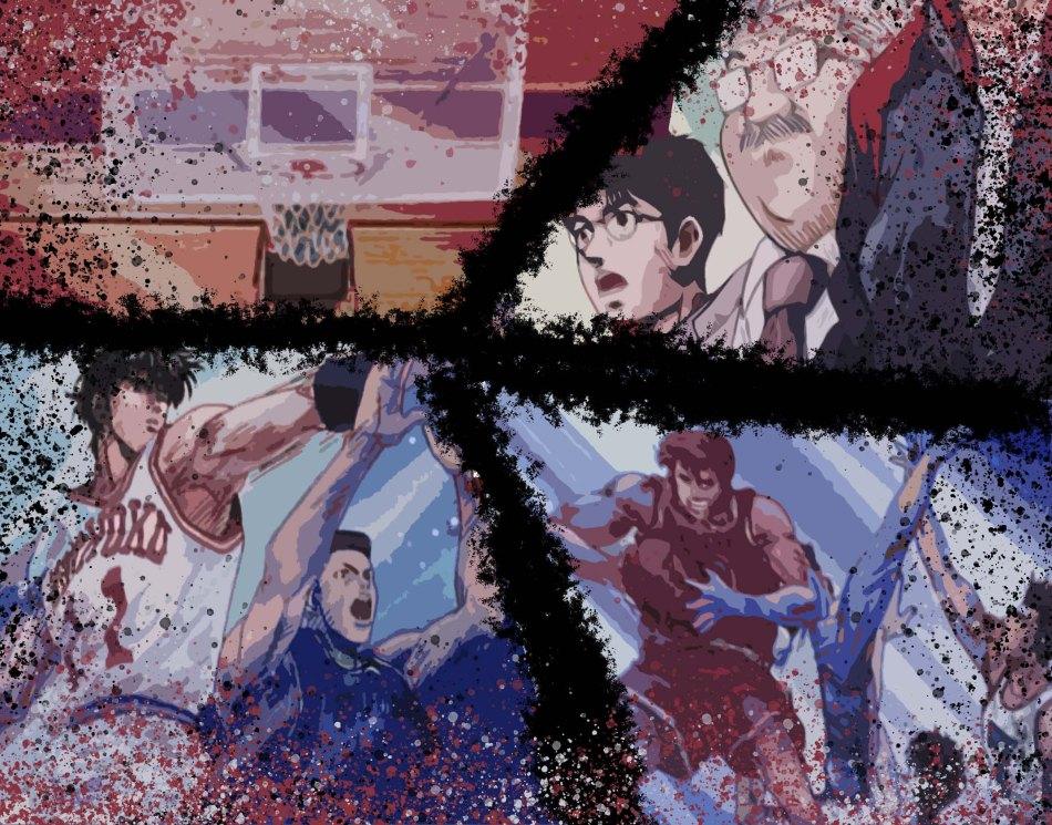 Slam-dunk-sakuragi-rukawa-basketball-anzai-sensei-mohssgame-manga-blog-anime-shohoku