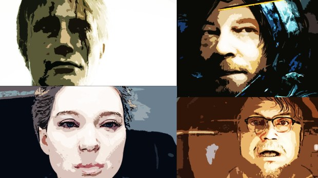 Madds-Mikkelsen-Léa-Seydoux-Norman-Reedus-Guillermo-Del-Toro-Death-Stranding-videogame-gaming-mohssgame