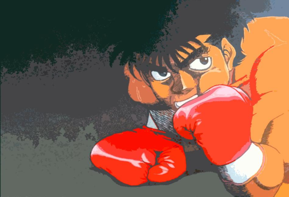 makunochi-ippo-hajime-no-mohssgame-manga-boxing-fight-match